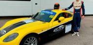 Tommy Pintos correrá el Ginetta Junior G40 en 2020 - SoyMotor.com