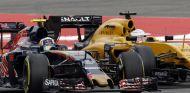 Toro Rosso ya sufre los riesgos del nuevo motor Renault