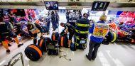 Box del equipo Toro Rosso en Silverstone - LaF1