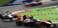 Jean-Eric Vergne en el GP de Italia F1 2013 - LaF1