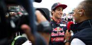 Daniel Ricciardo en la parrilla de salida de Italia - LaF1
