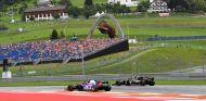 Pierre Gasly y Carlos Sainz en Red Bull Ring - SoyMotor.com