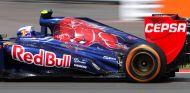 Toro Rosso STR8 en el GP de Gran Bretaña