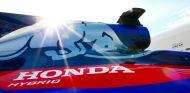 El logo de Honda en el STR13 – SoyMotor.com