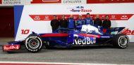 Presentación de Toro Rosso Honda en Montmeló - SoyMotor.com