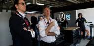 """Toto Wolff: """"La Fórmula E y la F1 pueden correr juntas"""" - SoyMotor.com"""
