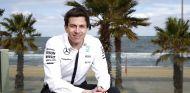 Toto Wolff durante el GP de Australia 2015 - Laf1.es
