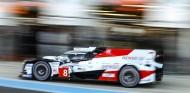 El Toyota 8 lidera el test de las 24 Horas de Le Mans - SoyMotor.com