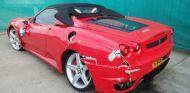 Este Ferrari, además de ser falso, tiene un dueño mentiroso - SoyMotor.com