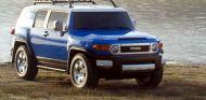 Toyota se plantea 'resucitar' al FJ Cruiser- SoyMotor.com