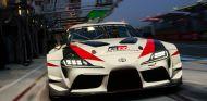 Ya puedes conducir el Toyota GR Supra Racing, aunque sólo sea en tu PS4 - SoyMotor.com