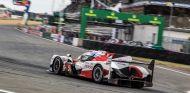 El Toyota de Nakajima, Buemi y Davidson en Le Mans - LaF1