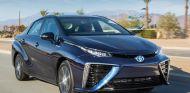 El Toyota Mirai es referencia entre los vehículos con pila de combustible de hidrógeno - SoyMotor
