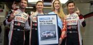 Pole Position del Toyota 7 en las 24 Horas de Le Mans - SoyMotor