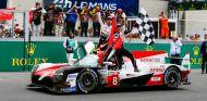 Alonso, Nakajima y Buemi en Le Mans - SoyMotor.com