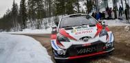 Rally Suecia 2020: batalla en la... ¿nieve? - SoyMotor.com