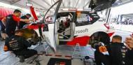 Toyota vuelve a los test con el Yaris WRC y 'aplaza' el GR Yaris a 2022 - SoyMotor.com