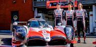 El equipo del Toyota número 8 – SoyMotor.com