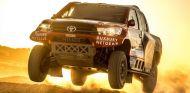 Nani Roma ficha por Toyota con el Dakar en el punto de mira