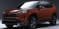 Toyota Rav4 híbrido enchufable: se presenta en el Salón de Los Ángeles - SoyMotor.com