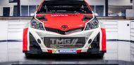 En la imagen el prototipo oficial del Toyota Yaris WRC - SoyMotor