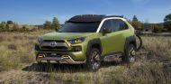Toyota ha buscado un diseño funcional con soluciones reales para rodar fuera de las carreteras - SoyMotor