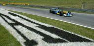 Jarno Trulli con Renault en el GP de Austria F1 2002 en A1-Ring