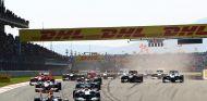 Escena del GP de Turquía de 2011 - SoyMotor