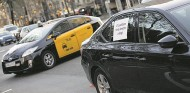 Uber y Cabify abandonan Barcelona - SoyMotor.com