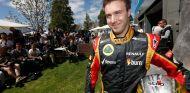 Davide Valsecchi al comienzo de la temporada de F1 2013 - LaF1