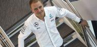 """Bottas: """"Estoy feliz de tener a Lewis como compañero de equipo"""" - SoyMotor"""