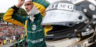 Giedo van der Garde, en negociaciones con Sauber, Force India y Caterham