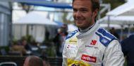 Giedo van der Garde durante el GP de Australia 2015 - SoyMotor.com