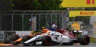 Stoffel Vandoorne y Marcus Ericsson en Montreal - SoyMotor.com