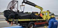 Vandoorne se tuvo que retirar antes de tiempo - LaF1