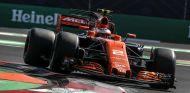Vandoorne durante el GP de México - SoyMotor.com