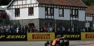 Vandoorne, durante la clasificación en Spa - SoyMotor.com