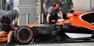 McLaren no ha sufrido ningún problema hasta el momento - SoyMotor.com