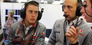 """¿Vandoorne reemplazará a Button en 2015?: """"Cualquier cosa es posible"""" - LaF1"""