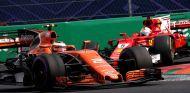 Stoffel Vandoorne y Sebastian Vettel en México - SoyMotor.com