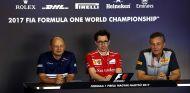 GP de Hungría F1 2017: Rueda de prensa del viernes - SoyMotor.com