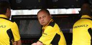 Fréderic Vasseur fue jefe de equipo en Renault en 2016 - SoyMotor