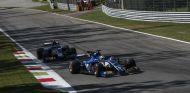 Ericcson y Wehrlein en Monza - SoyMotor.com