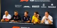 GP de Singapur F1 2019: Rueda de prensa del viernes – SoyMotor.com