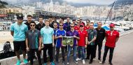 La Fórmula E apoya a Monger con una cita de karting abierta a fans - SoyMotor.com
