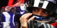 Jean-Éric Vergne en su STR8 - LaF1