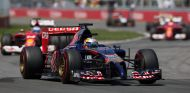 Vergne ha sido octavo en el GP de Canadá, Kvyat ha tenido que abandonar - LaF1.es