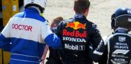 La F1 no debería intervenir en el duelo Hamilton-Verstappen, según Webber - SoyMotor.com