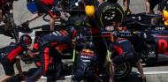 Mundial de Paradas: tres de tres, Red Bull lo vuelve a bordar en Hungría