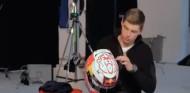 Max Verstappen presenta su casco para la temporada 2019 - SoyMotor.com